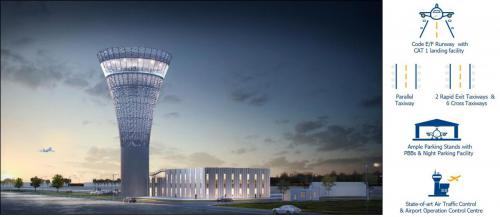 ATC Tower & Airside